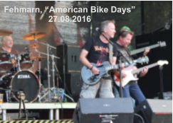 "Fehmarn, ""American Bike Days"" 27.08.2016"